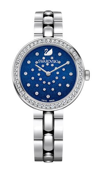 Swarovski Daytime Watch in Blue