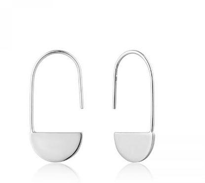 Ania Haie Geometry Drop Earrings