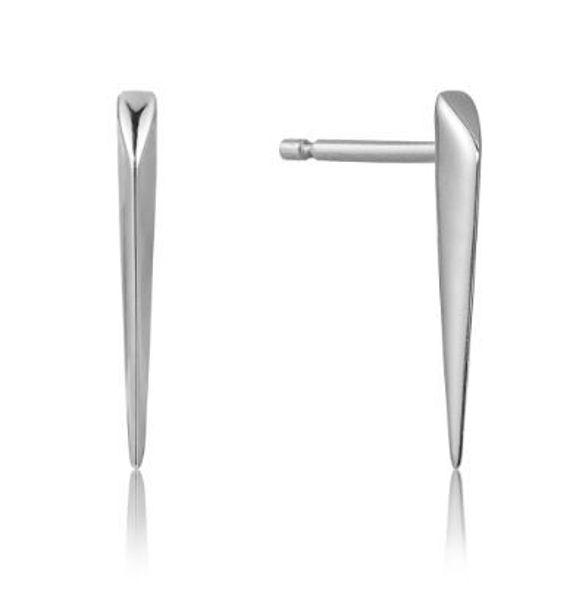 Ania Haie Straight Spike Stud Earrings