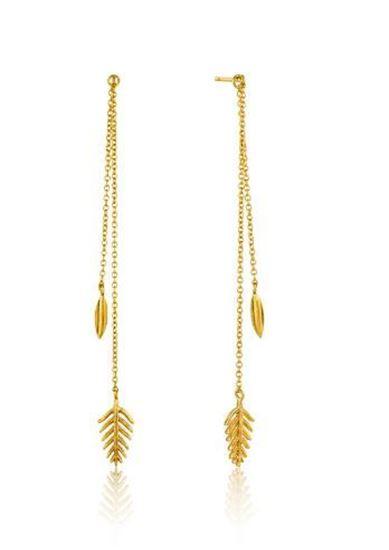 Ania Haie Tropic Drop Earrings