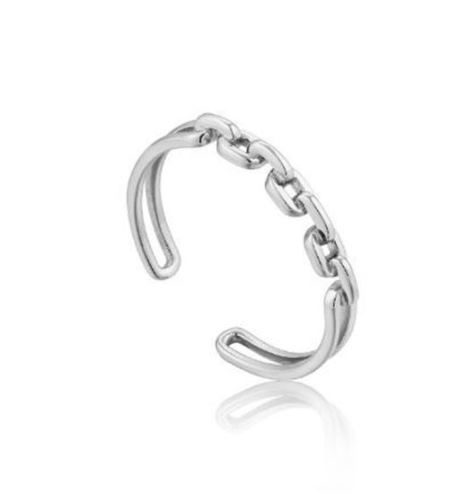 Ania Haie Links Double Adjustable Ring