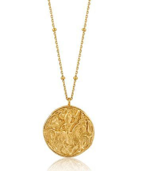 Ania Haie Greek Warrior Necklace