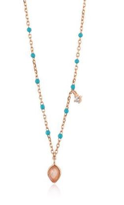 Ania Haie Dotted Pendant Necklace