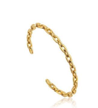 Ania Haie Chain Cuff Bracelet