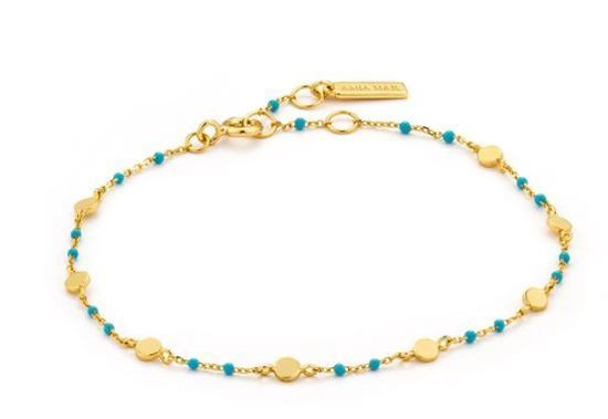 Ania Haie Dotted Discs Bracelet
