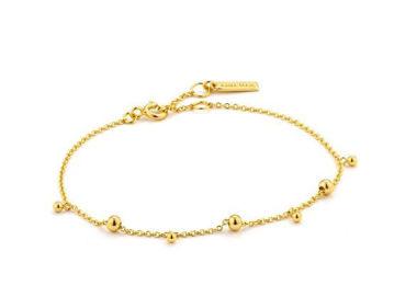 Ania Haie Modern Drop Balls Bracelet