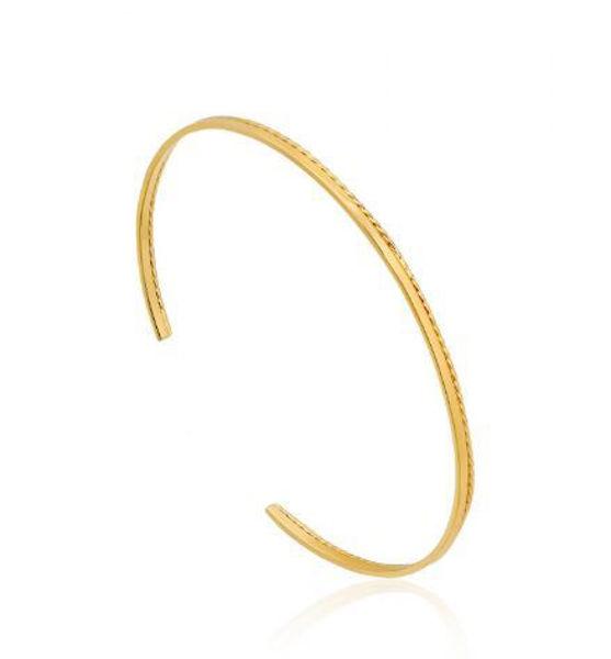 Ania Haie Twist Cuff Bracelet