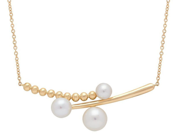 Icon Pearl Necklace