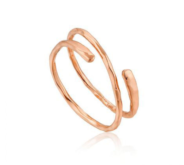 Ania Haie Ripple Adjustable ring