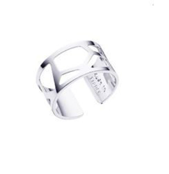 Silver Girafe Ring-Medium