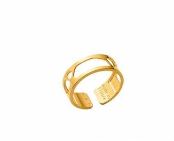 8mm gold Girafe Ring-Medium