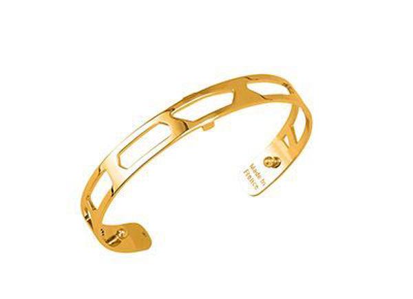 8mm Girafe Cuff Bracelet in Yellow