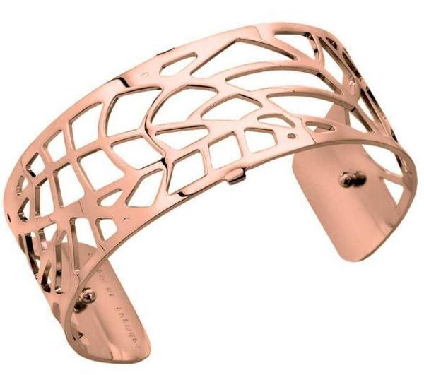 25mm Fougere Cuff Bracelet in Rose