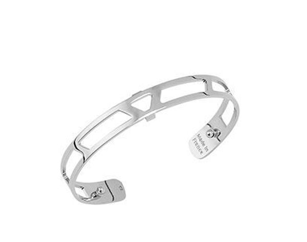 8mm Ibiza Cuff Bracelet in Silver