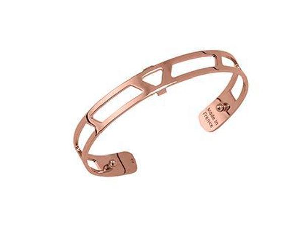 8mm Ibiza Cuff Bracelet in Rose