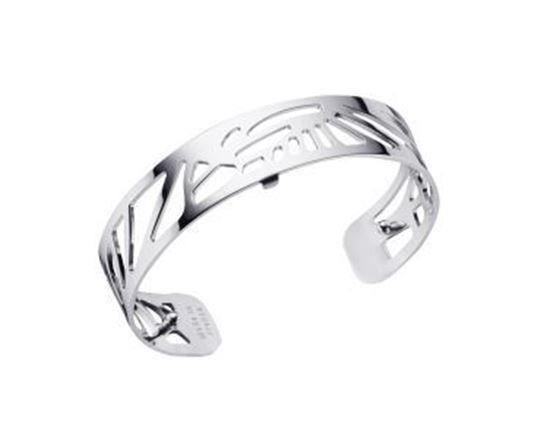 14mm Palmeraie Cuff Bracelet in Silver