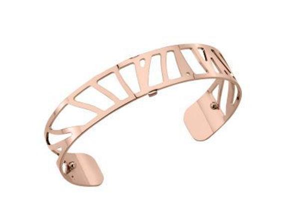 14mm Perroquet Cuff Bracelet in Rose