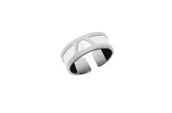 8mm Silver Ibiza Ring-Small