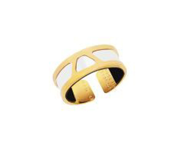 8mm Yellow Ibiza Ring-Medium