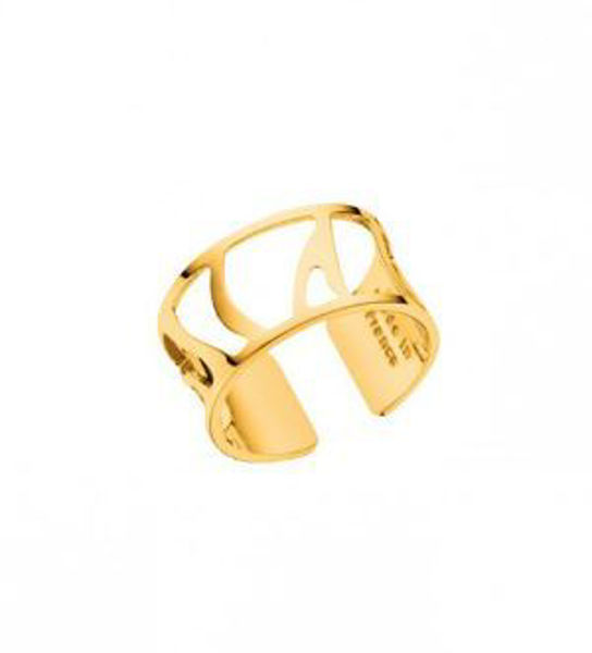 12mm Yellow Perroquet Ring.-Large