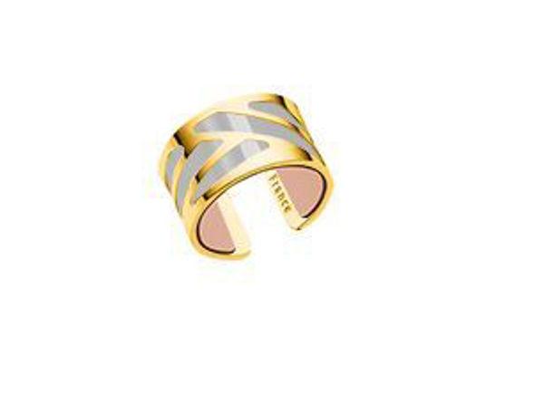 12mm Yellow Ruban Ring-Small