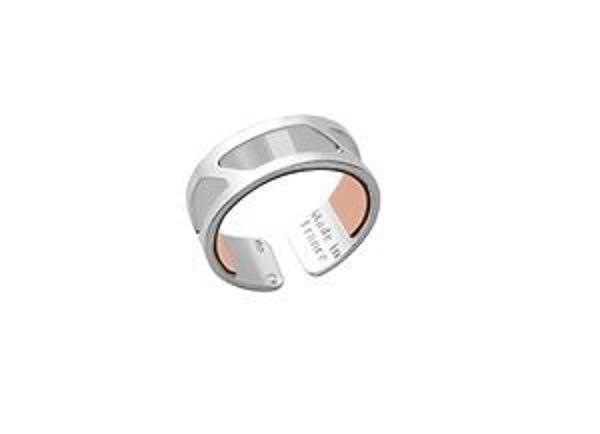8mm Silver Ruban Ring-Large