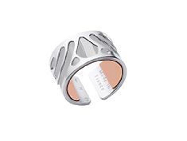12mm Silver Poisson Ring-Small