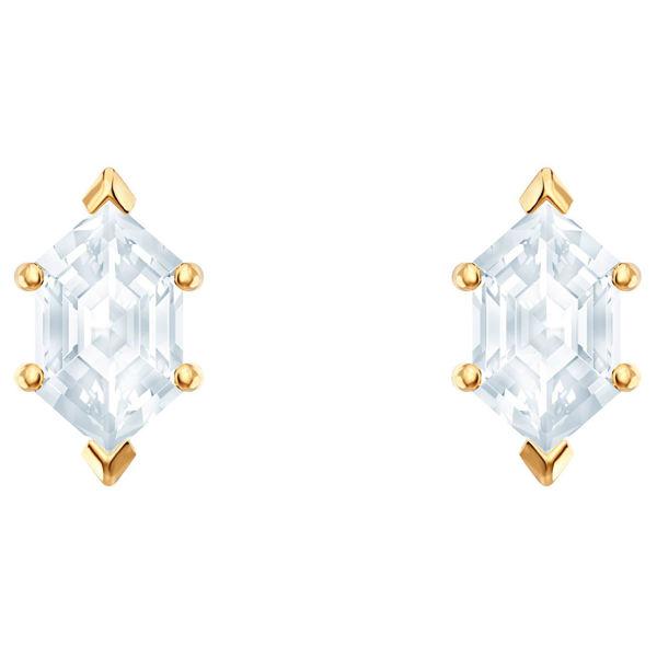 Oz pierced earrings