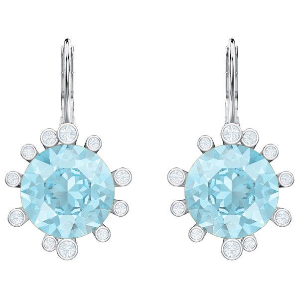 Olive drop earrings