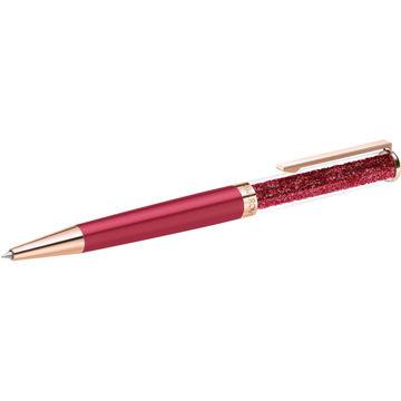 Crystalline Ballpoint Pen in Rose-Gold tone.
