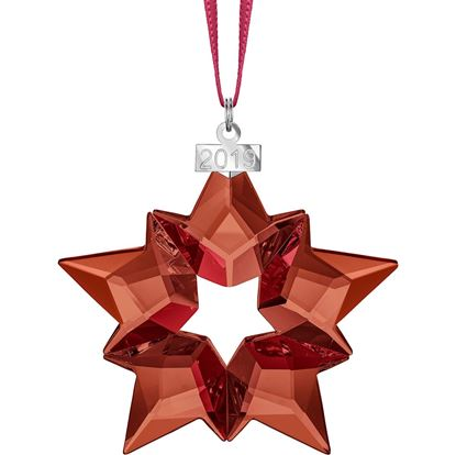 Annual Swarovski Holiday Ornament