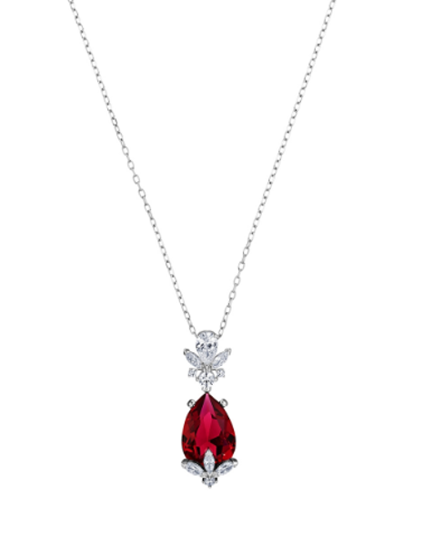 Louison Red Necklace
